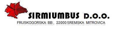 Sirmiumbus logo