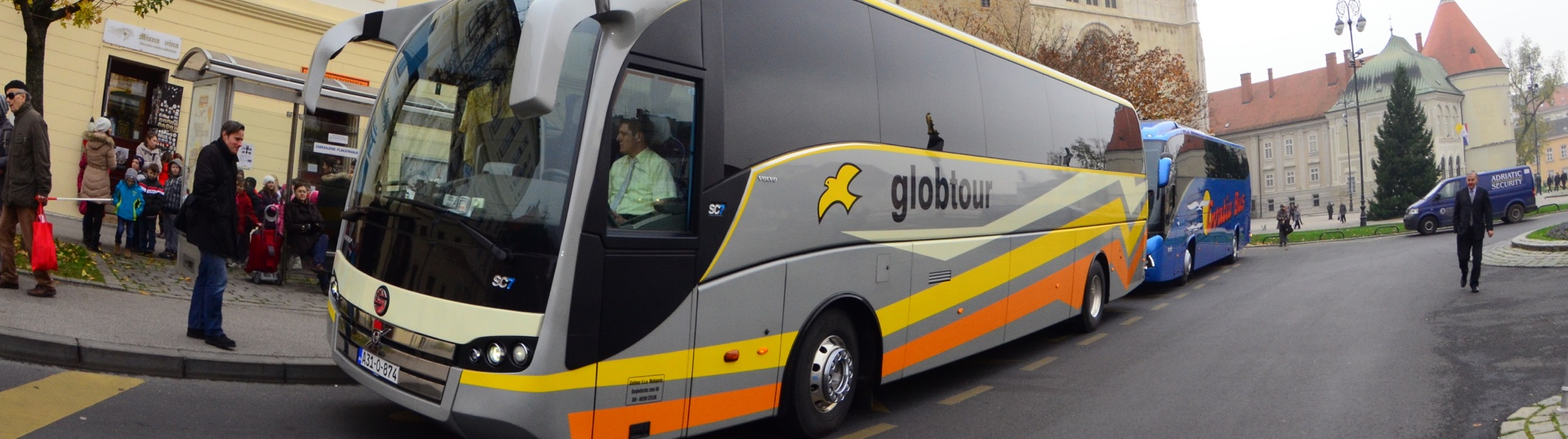 Globtour Timetable Schedule For Routes Operated By Globtour