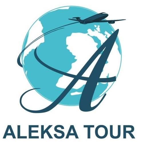 Aleksa Tours logo