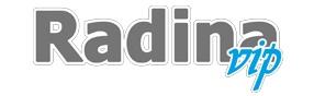 Radina VIP logo