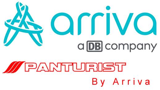 Arriva - Panturist logo