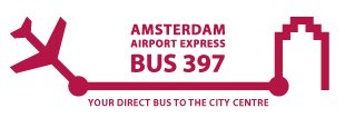Amsterdam Airport Express logo