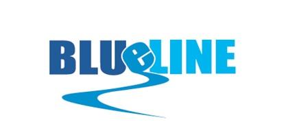 Blueline MNE logo