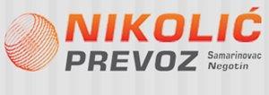 Nikolić prevoz logo