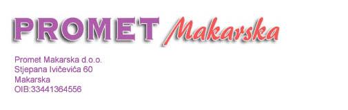 Promet Makarska logo