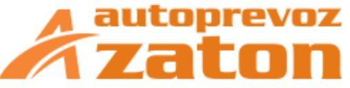 Autoprevoz Zaton logo