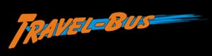 Travel bus logo