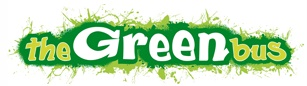 The Green Bus logo