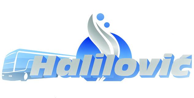 Halilovic bus logo