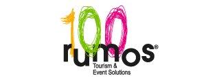 100rumos logo