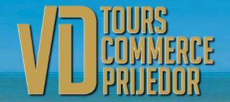 VD Tours Commerce logo