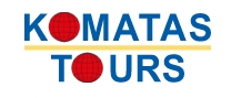 Komatas Tours logo