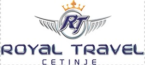 Royal travel Cetinje logo