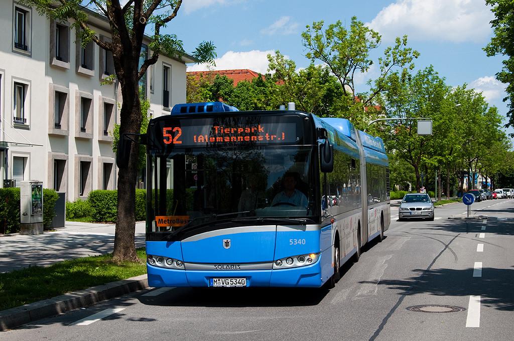 City bus Munich