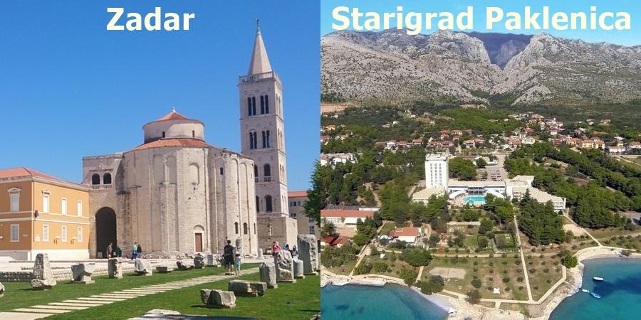 Zadar Starigrad Paklenica