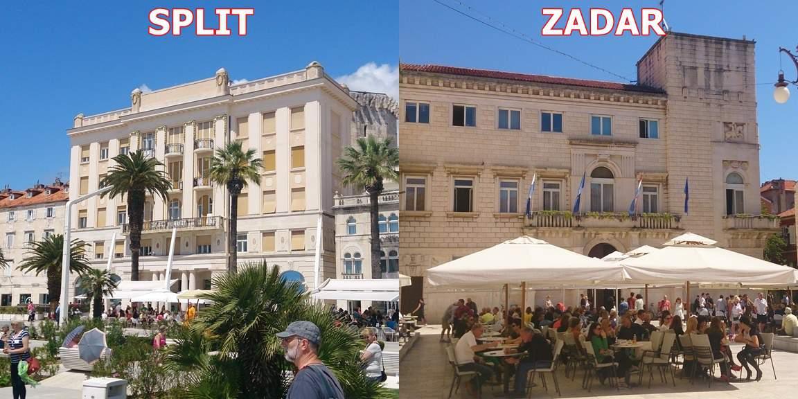 Bus Split Zadar