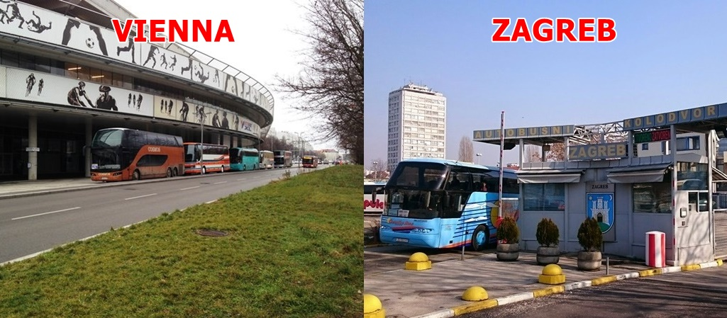 New Bus Line Verona Zagreb Departure Every Day
