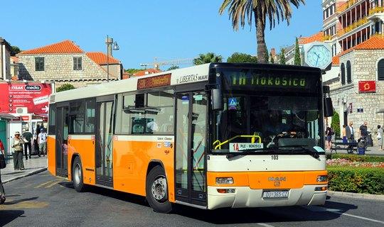 Autobusi Dubrovnik Sve O Prijevozu Autobusom