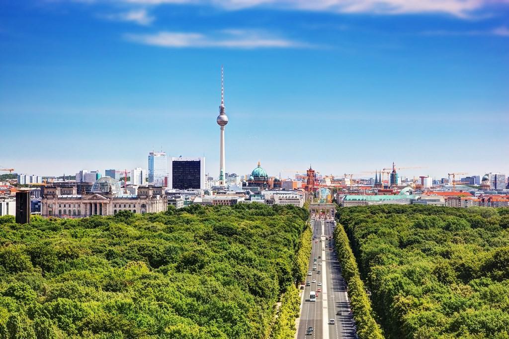 Autobusi Berlin, gradske, domaće i međunarodne linije