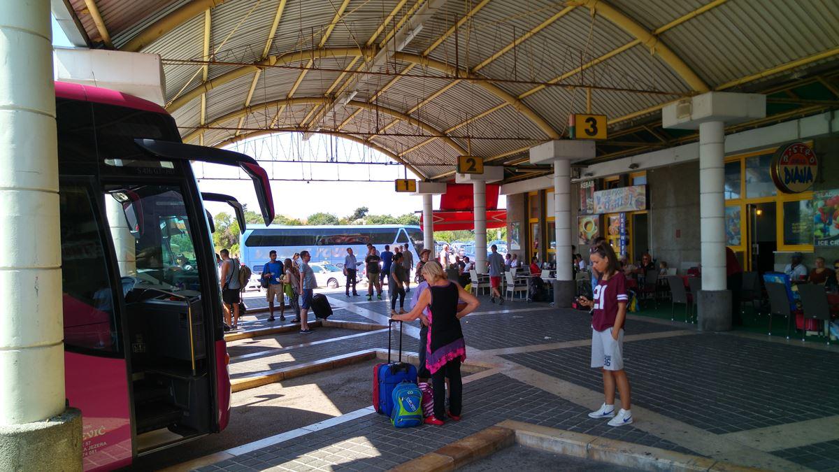 Bus station Zadar