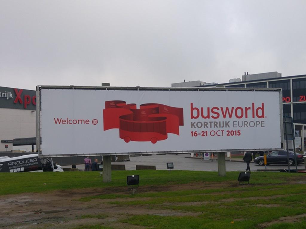 Busworld Kortrijk