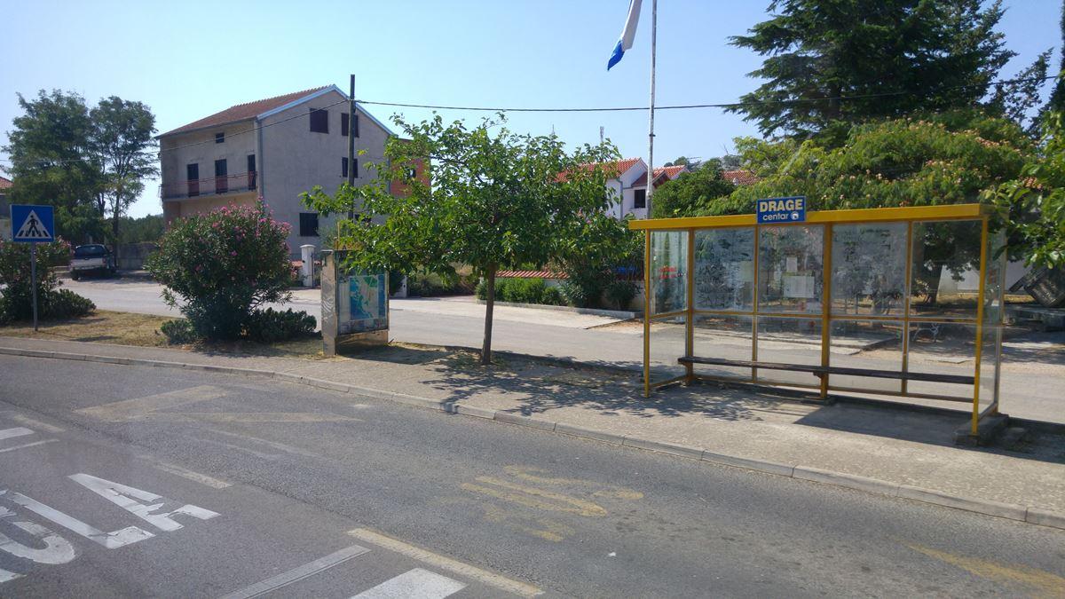 Drage bus stop