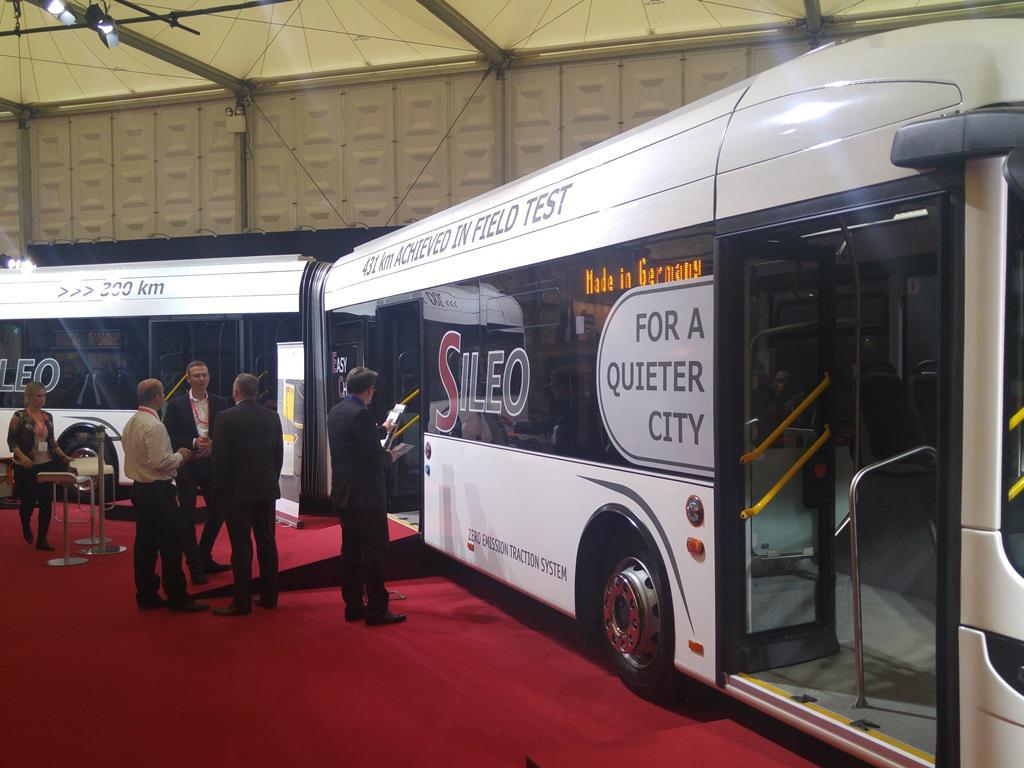 Sileo autobus na struju