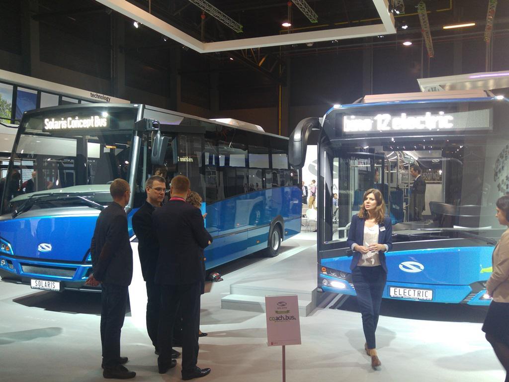 Solaris autobus na struju