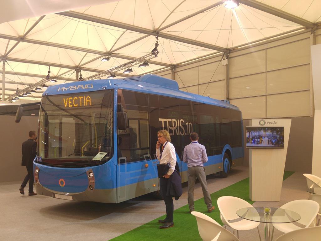 Vectia Hibridni autobus