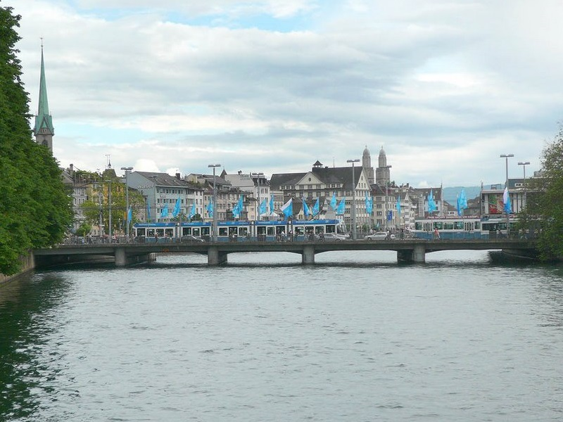 Zurich Bridge