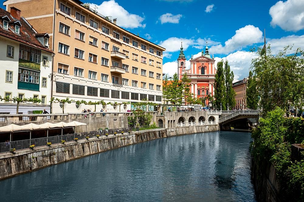 Bus Transport In Ljubljana National And International Lines