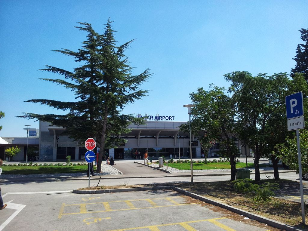 Zadar Airport Bus Timetable Taxi And Transfer Prices