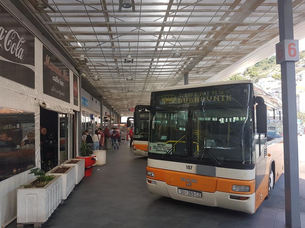 Buses Dubrovnik