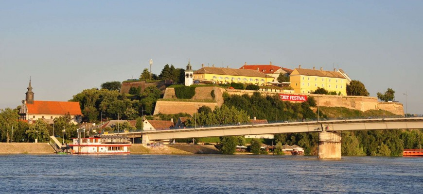 Bus Transport In Novi Sad