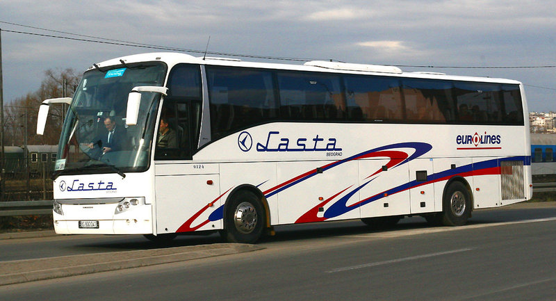 Busse In Belgrad Alle Informationen Zu Busven In Belgrad