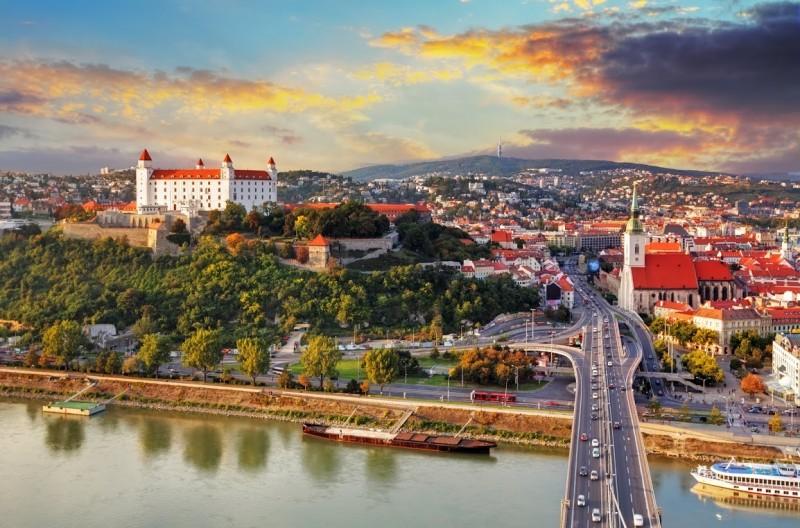 New Bus Route From Ljubljana Via Zagreb To Bratislava