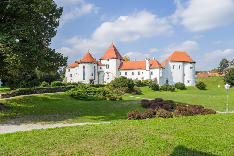 Croatia. Castle of Varadin62