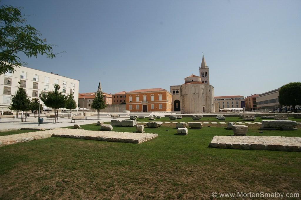Bus Transport In Zadar