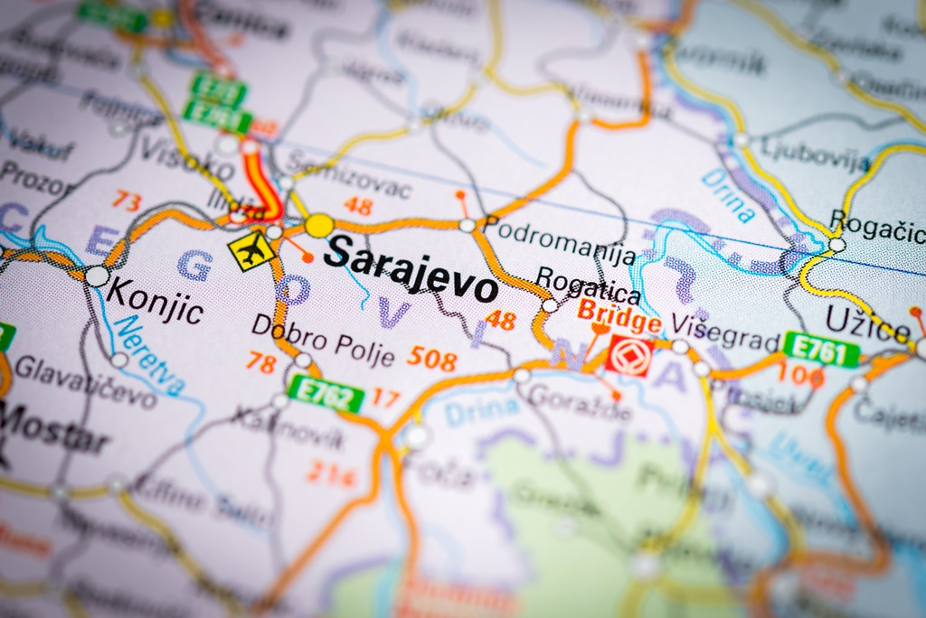 Sarajevo Airport Bus Timetable Transfer And Taxi Prices