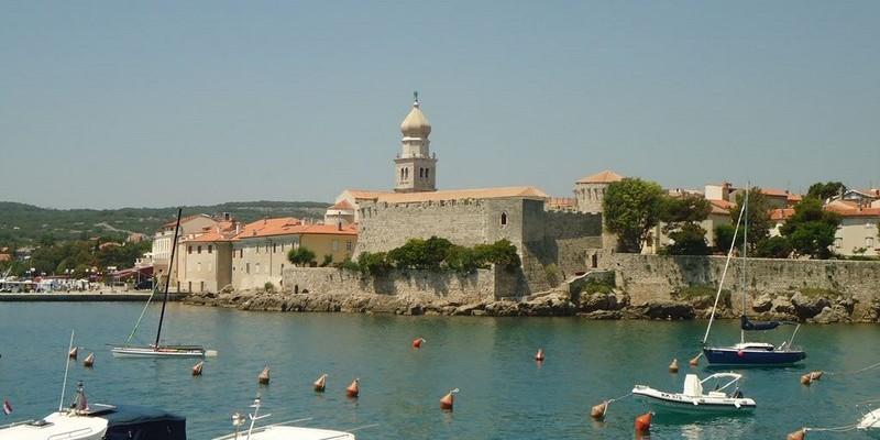 Punat - isola di Krk - Croazia info