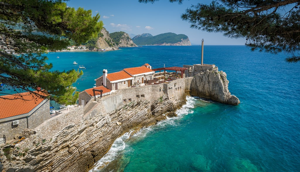 Petrovac old town