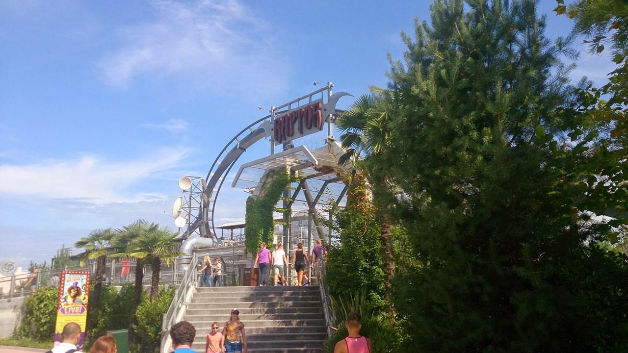 Raptor Gardaland