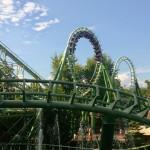 Roller coaster Gardaland
