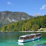 Lake Bohinj tour boat