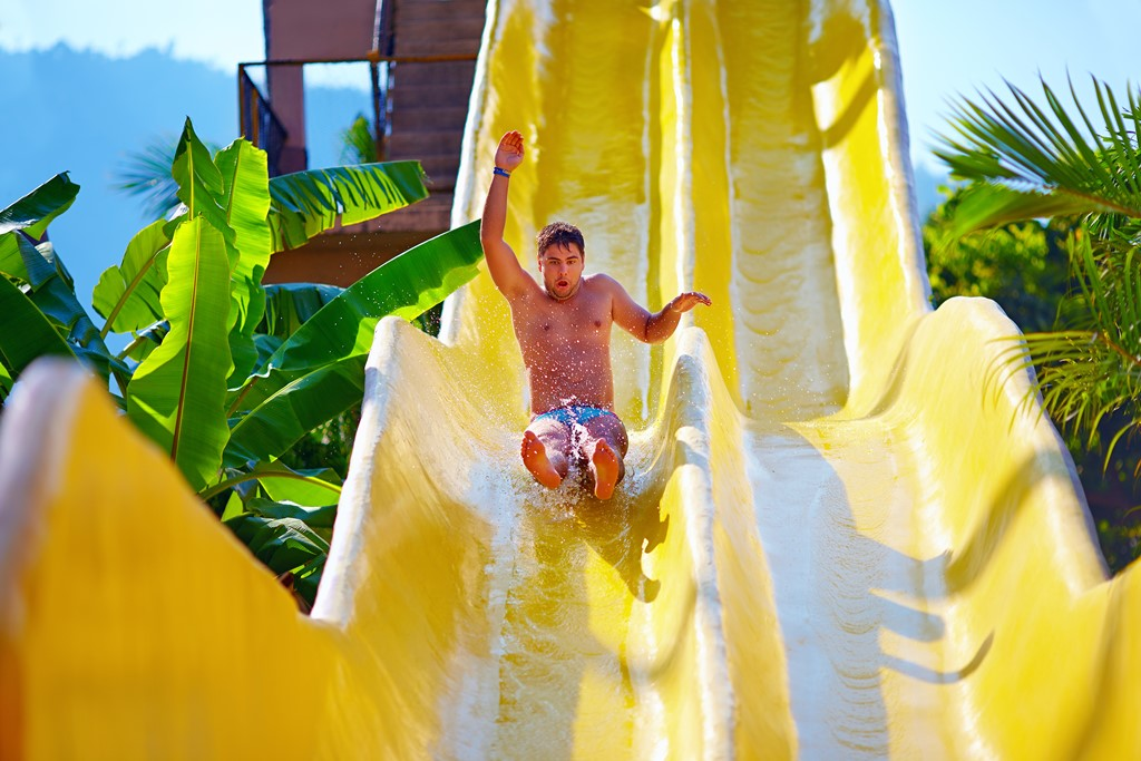 Water parks in Italy