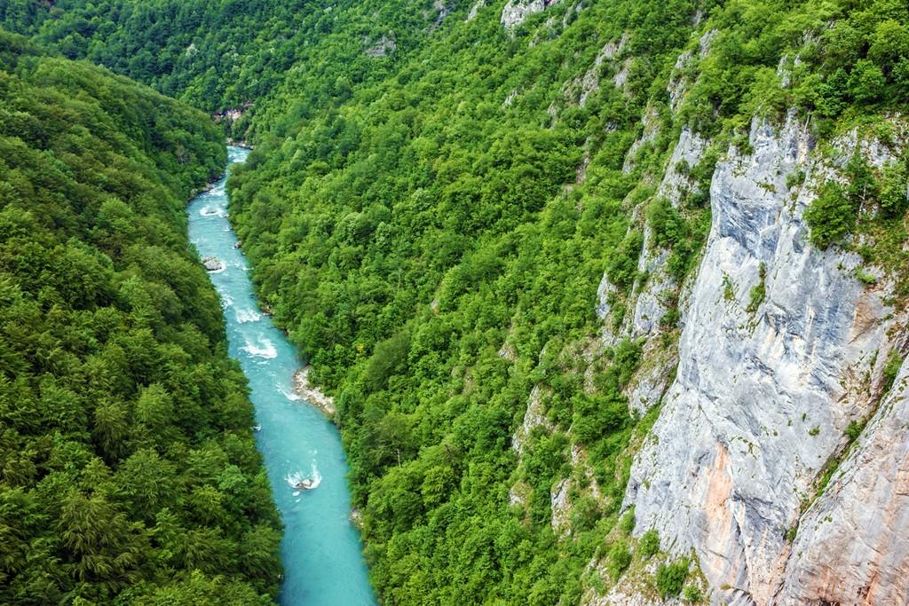 Kanjon -rijeke- Tara