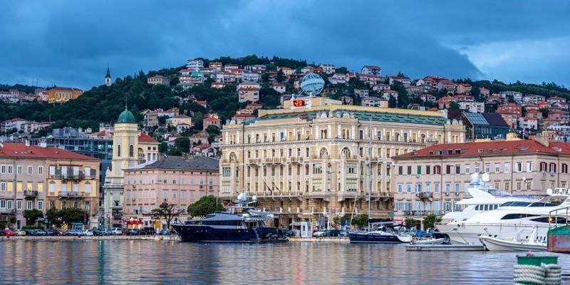 Openbaar vervoer in Rijeka