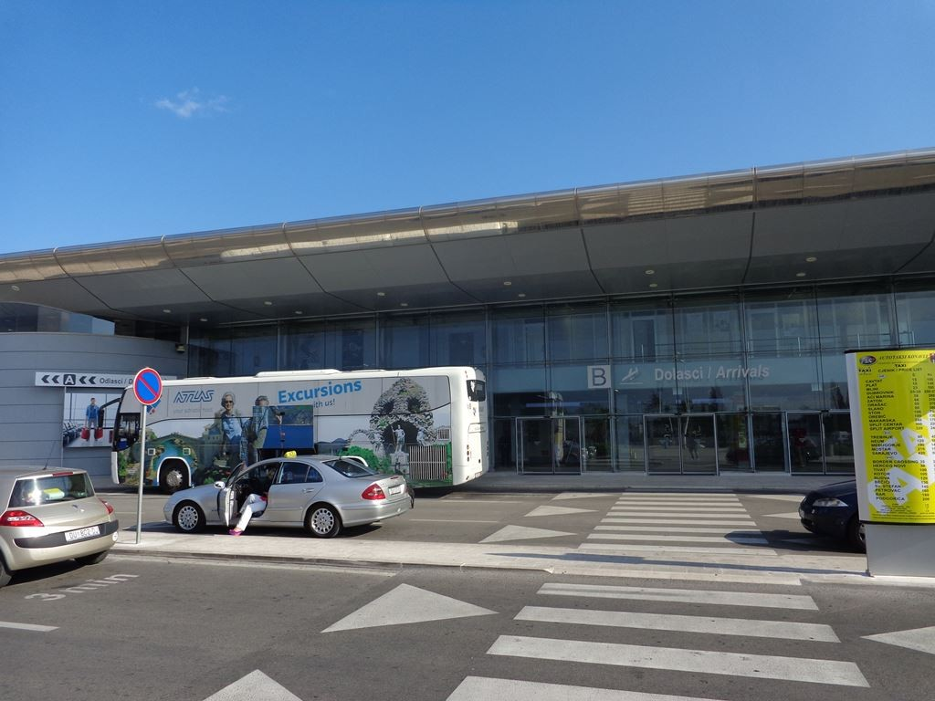 Dubrovnik vliegveld vervoer