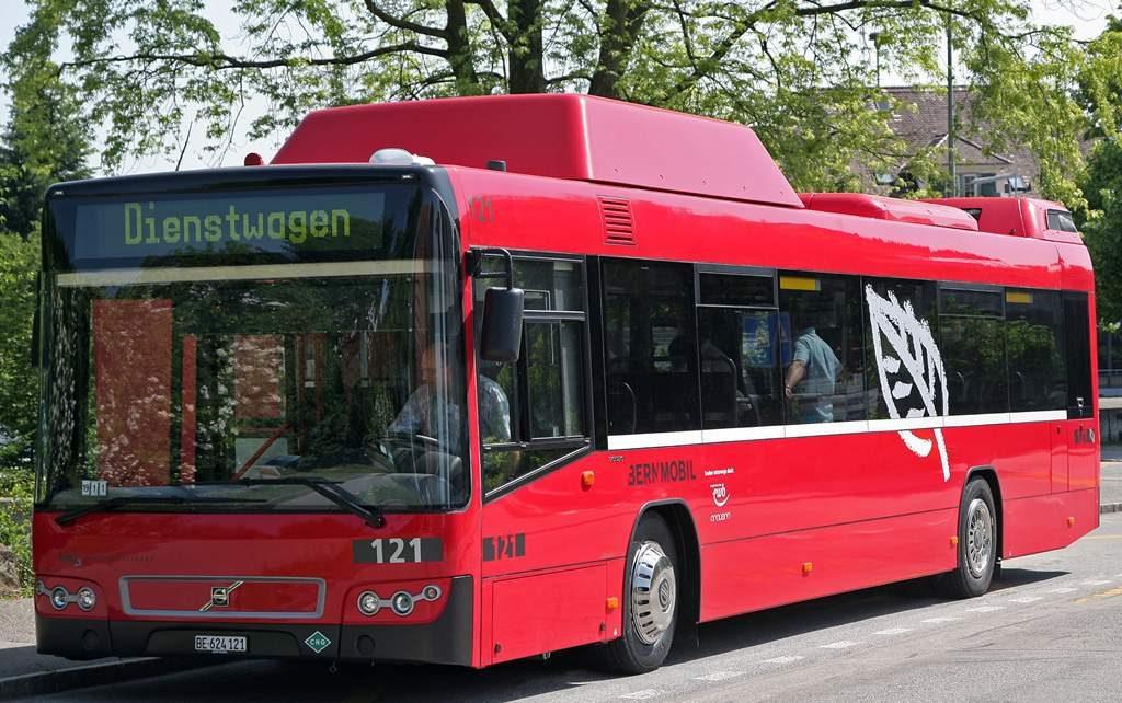 Openbaar vervoer in Bern