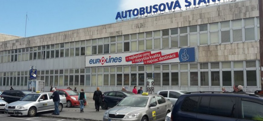 Busstation Bratislava